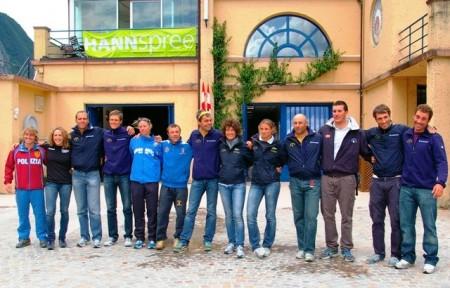 Squadra-Azzurra-Vela